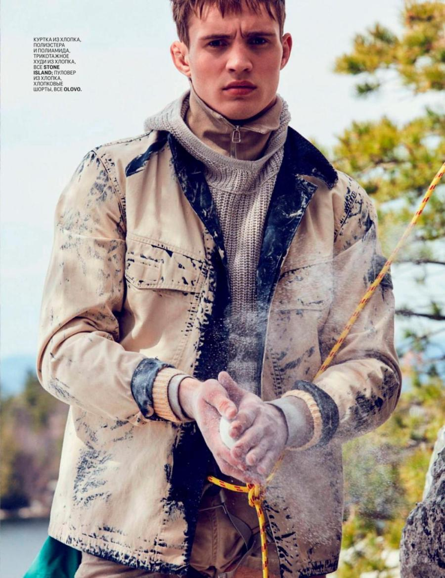 Julian Schneyder for GQ Russia June 2017 by Dean Isidro4