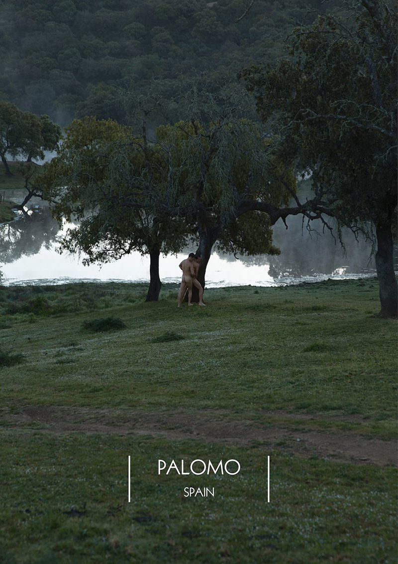 Palomo Spain Fall:Winter 2017 campaign7