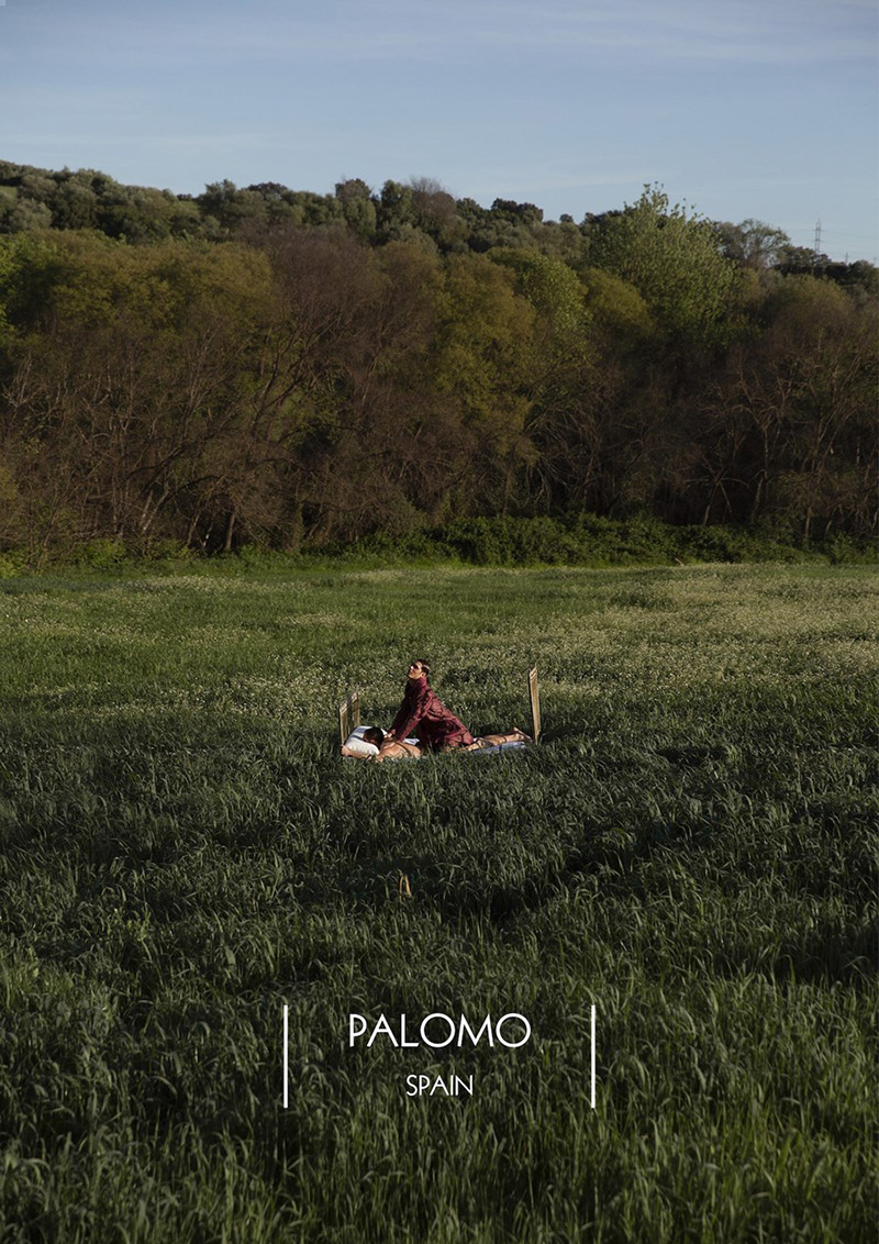 Palomo Spain Fall:Winter 2017 campaign9