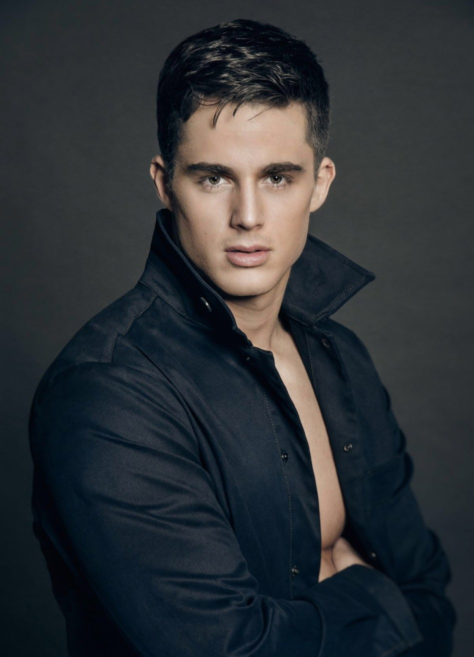 Pietro Boselli by Jerick Sanchez Mega Man May 20176