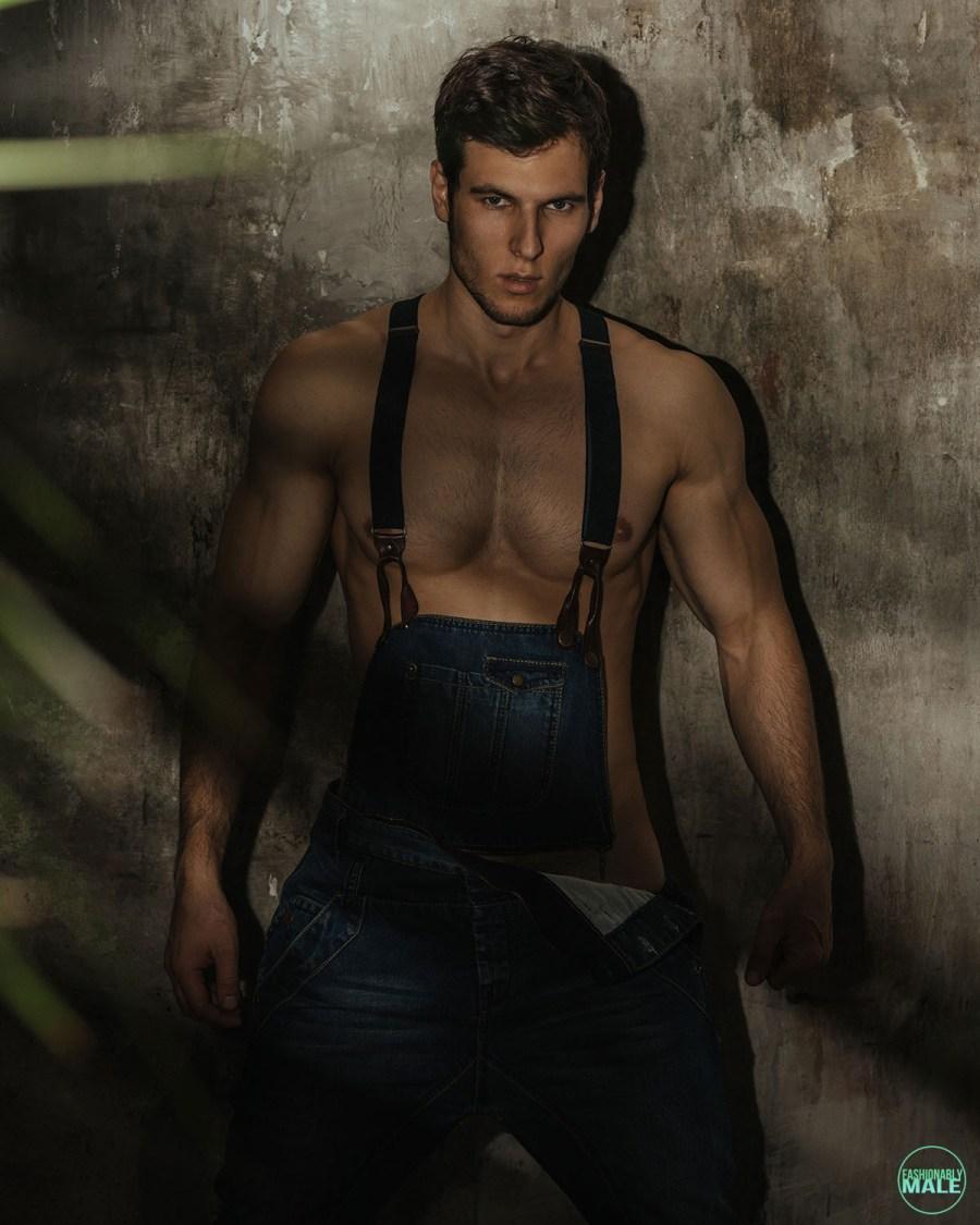 Tim Arlovski by Serge Lee for Fashionably Male4