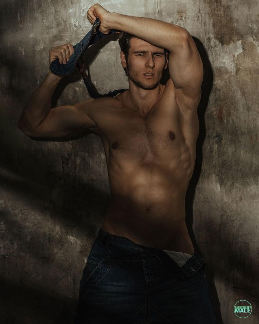 Tim Arlovski by Serge Lee for Fashionably Male5