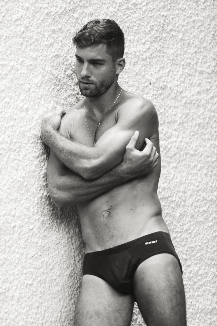 Andre Ziehe by Jeff Segenreich for Victor Magazine5