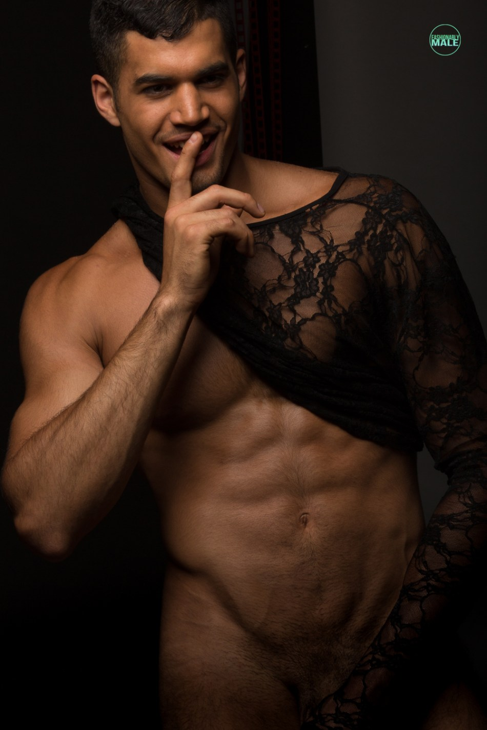 Ariel by G. Kavalero for Fashionably Male11