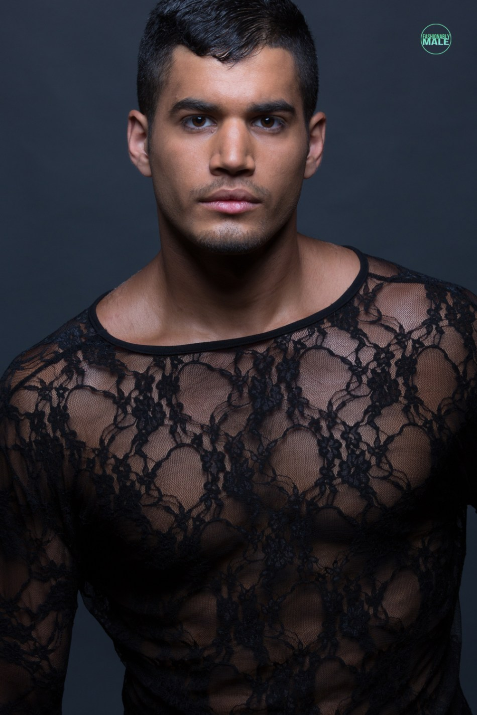 Ariel by G. Kavalero for Fashionably Male14