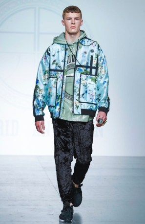 ASTRID ANDERSEN MENSWEAR SPRING SUMMER 2018 LONDON7