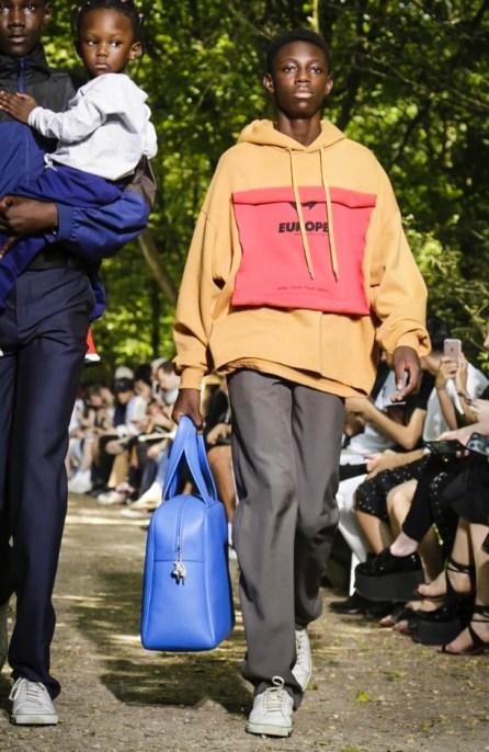 BALENCIAGA MENSWEAR SPRING SUMMER 2018 PARIS39