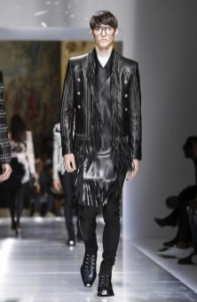 BALMAIN MENSWEAR SPRING SUMMER 2018 PARIS21