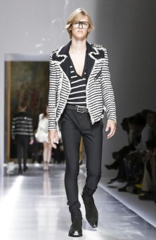 BALMAIN MENSWEAR SPRING SUMMER 2018 PARIS22