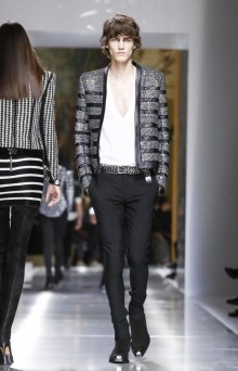BALMAIN MENSWEAR SPRING SUMMER 2018 PARIS83