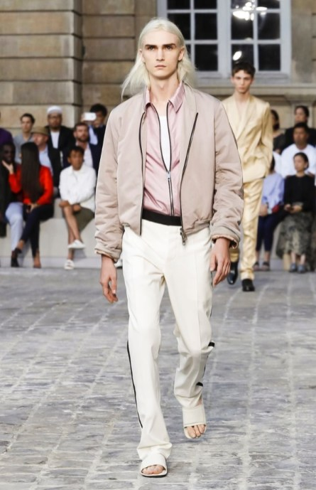 BERLUTI MENSWEAR SPRING SUMMER 2018 PARIS12