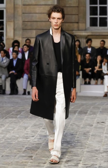 BERLUTI MENSWEAR SPRING SUMMER 2018 PARIS26