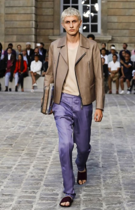 BERLUTI MENSWEAR SPRING SUMMER 2018 PARIS38