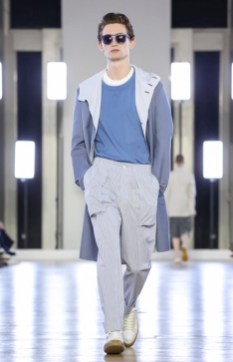 CERRUTI MENSWEAR SPRING SUMMER 2018 PARIS11