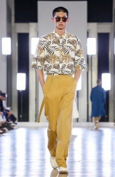 CERRUTI MENSWEAR SPRING SUMMER 2018 PARIS17