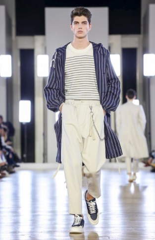 CERRUTI MENSWEAR SPRING SUMMER 2018 PARIS18