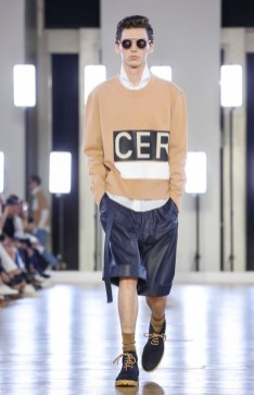 CERRUTI MENSWEAR SPRING SUMMER 2018 PARIS22