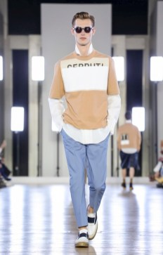 CERRUTI MENSWEAR SPRING SUMMER 2018 PARIS24