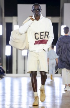 CERRUTI MENSWEAR SPRING SUMMER 2018 PARIS27