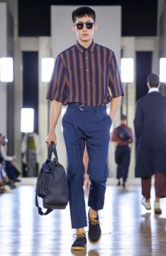 CERRUTI MENSWEAR SPRING SUMMER 2018 PARIS28