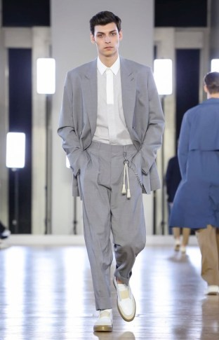 CERRUTI MENSWEAR SPRING SUMMER 2018 PARIS31
