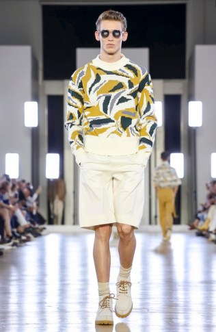 CERRUTI MENSWEAR SPRING SUMMER 2018 PARIS32