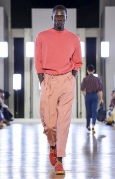 CERRUTI MENSWEAR SPRING SUMMER 2018 PARIS34