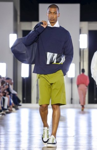 CERRUTI MENSWEAR SPRING SUMMER 2018 PARIS44