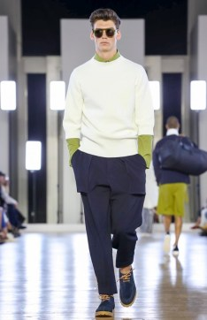 CERRUTI MENSWEAR SPRING SUMMER 2018 PARIS49