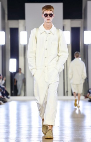CERRUTI MENSWEAR SPRING SUMMER 2018 PARIS6