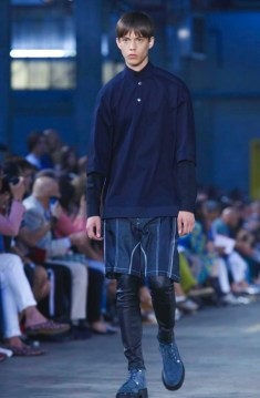 DIESEL BLACK GOLD MEN & WOMEN SPRING SUMMER 2018 MILAN42