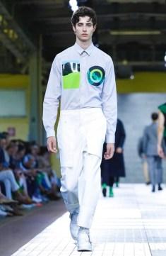 DIRK BIKKEMBERGS MENSWEAR SPRING SUMMER 2018 MILAN2