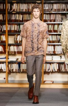 DRIES VAN NOTEN MENSWEAR SPRING SUMMER 2018 PARIS15