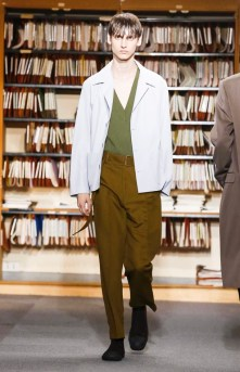 DRIES VAN NOTEN MENSWEAR SPRING SUMMER 2018 PARIS21