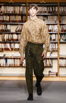 DRIES VAN NOTEN MENSWEAR SPRING SUMMER 2018 PARIS24