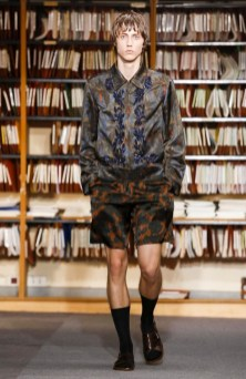 DRIES VAN NOTEN MENSWEAR SPRING SUMMER 2018 PARIS3