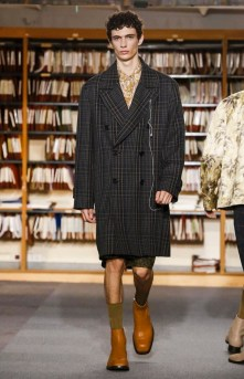 DRIES VAN NOTEN MENSWEAR SPRING SUMMER 2018 PARIS35