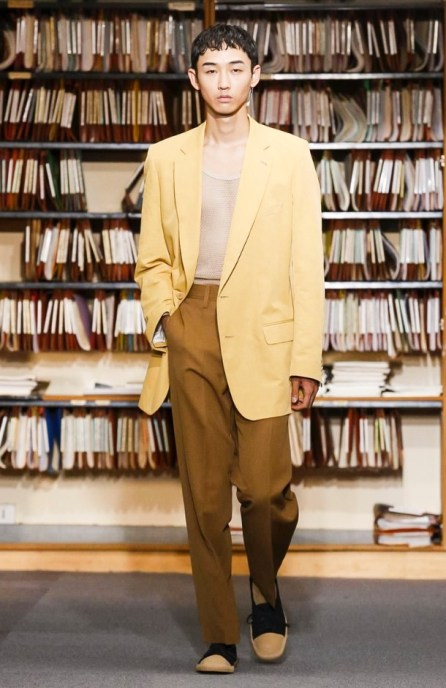 DRIES VAN NOTEN MENSWEAR SPRING SUMMER 2018 PARIS39