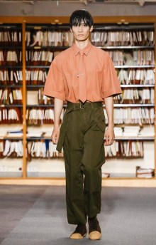 DRIES VAN NOTEN MENSWEAR SPRING SUMMER 2018 PARIS42
