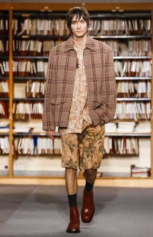 DRIES VAN NOTEN MENSWEAR SPRING SUMMER 2018 PARIS8
