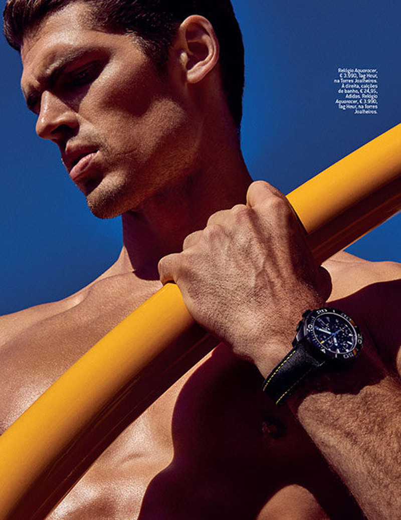 "GQ Portugal June 2017 by Branislav Simoncik ""Hot in the City""2"