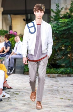 HERMES MENSWEAR SPRING SUMMER 2018 PARIS10