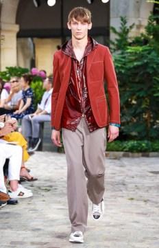 HERMES MENSWEAR SPRING SUMMER 2018 PARIS16