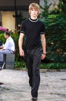 HERMES MENSWEAR SPRING SUMMER 2018 PARIS3