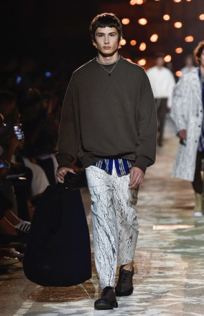 HUGO MEN & WOMEN SPRING SUMMER 2018 FLORENCE6