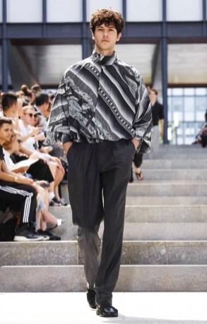 ISSEY MIYAKE MEN MENSWEAR SPRING SUMMER 2018 PARIS18