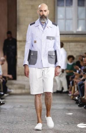 JUNYA WATANABE MAN MENSWEAR SPRING SUMMER 2018 PARIS18