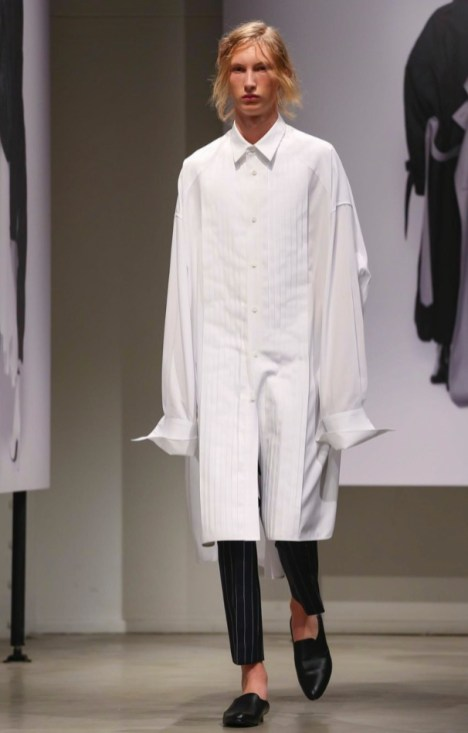 JUUN J. MENSWEAR SPRING SUMMER 2018 PARIS12
