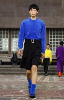 KENZO MENSWEAR SPRING SUMMER 2018 PARIS56
