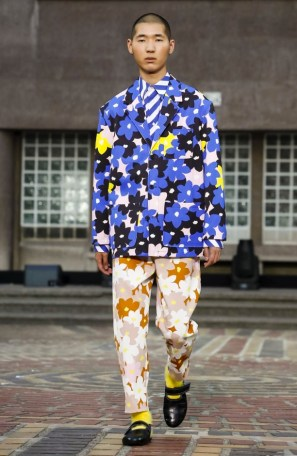 KENZO MENSWEAR SPRING SUMMER 2018 PARIS6